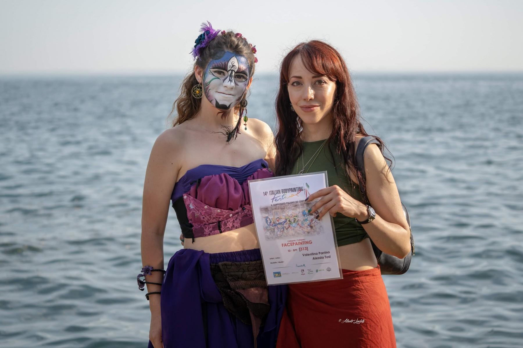 Italian Body Painting Festival 2019