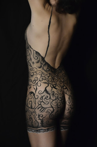 Body Paint Valy Make Up