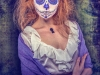 Valy Make Up calavera