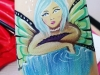 Valy make up body painter