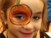Truccabimbi Halloween zucca