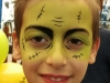 Truccabimbi Halloween zombie