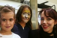 Truccabimbi, halloween, face painting
